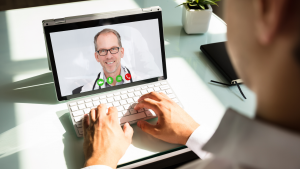 Information from CMS for medical providers on telehealth and telemedicine