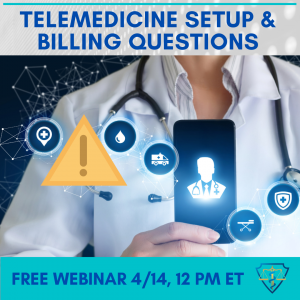 emergency telehealth webinar