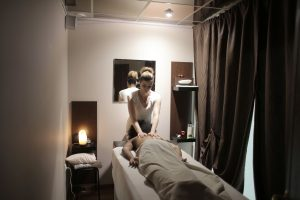 massage therapy and pip